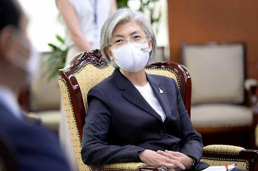 韓 찾은 UAE 외교장관, 내일 강경화와 회담...코로나19 이후 첫 대면