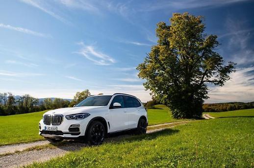 BMW, 뉴 X5 x드라이브45e 사전계약…1억1300만원부터