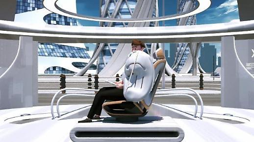 온몸을 감싸는 풍선같은 에어백?…현대차, 미래기술 애니메이션 공개