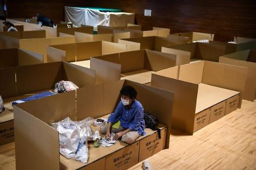 아베 日 총리, 文 대통령 폭우 피해 위로전에 답전