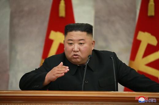 [슬라이드 포토] 11일만 등장한 김정은, 중앙군사위 확대회의 주재