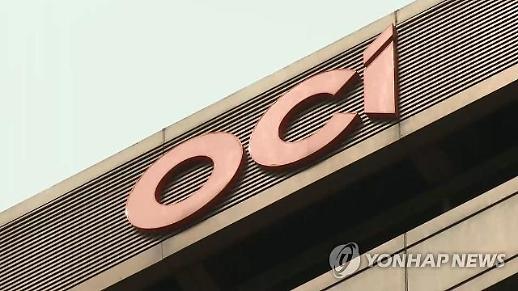 OCI, 상한가 中 경쟁사 공장 화재 반사이익 효과?