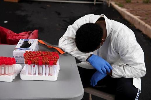 미국, 코로나 누적 확진자 400만명 돌파