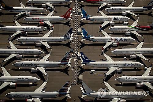 보잉·에어버스 코로나19에 안팔린 항공기 쌓였다