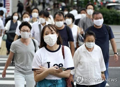 [코로나19] 日 도쿄 하루 확진자 131명...긴급사태 상황 아냐