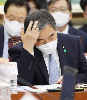 아시아나 매각 무산 땐 기안기금 지원 고려 … 은성수, 국회에 업무보고
