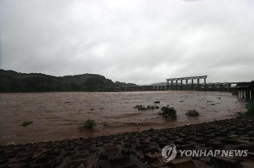 북한發 물폭탄 예상에... 軍, 대비태세 돌입