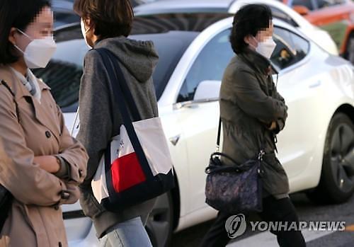 Seoul đạt 6,6 độ C vào ngày lạnh nhất mùa thu này