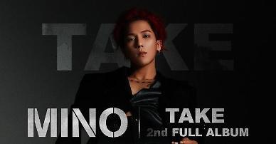 TAKE: Album mang đến cho khán giả một Song Mino đậm chất nghệ thuật