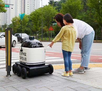 Woowa đặt mục tiêu thử nghiệm robot giao thức ăn tận nơi vào năm 2021