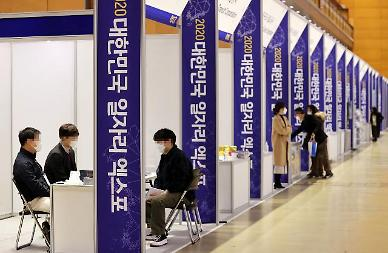 Hàn Quốc báo cáo tỷ lệ thất nghiệp giảm mạnh nhất trong tháng 10