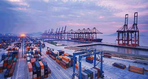 Xuất khẩu Hàn Quốc tăng 11,1% trong 20 ngày đầu tháng 11