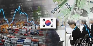Hàn Quốc đối diện nguy cơ sụt giảm kép do làn sóng lây lan thứ 3