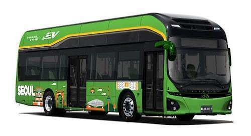 Seoul áp dụng xe buýt điện mới cho các tuyến du lịch ngắm cảnh
