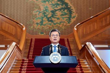 Tổng thống Moon Jae-in cho biết tất cả người Hàn Quốc sẽ được tiêm vắc xin COVID-19 miễn phí