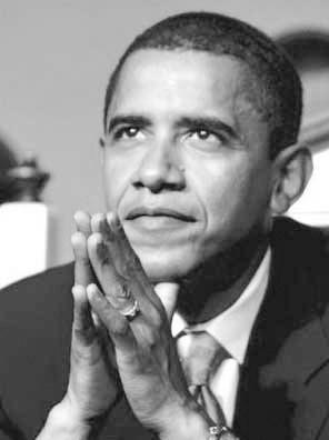 美国大选奥巴马民望超希拉里