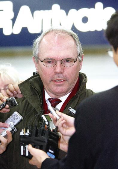 希尔批评北韩的核申报态度