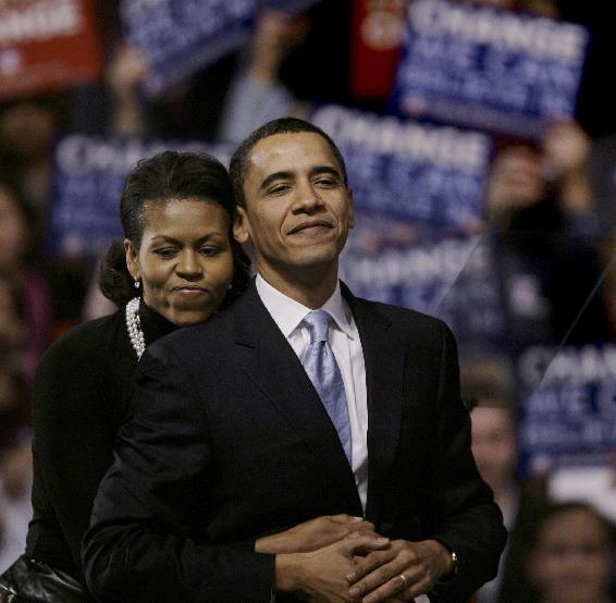 奥巴马承认败选雄心犹在