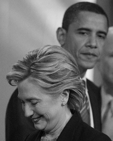 希拉里奥巴马争辩民权议题
