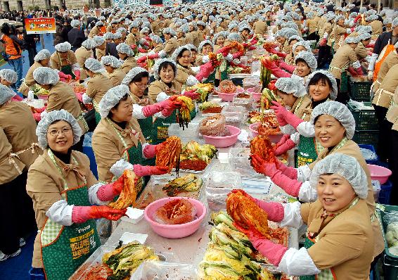 企业贡献社会-(25)韩国养乐多