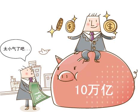 """.韩国""""富豪""""银行,仅捐助利润的1%."""