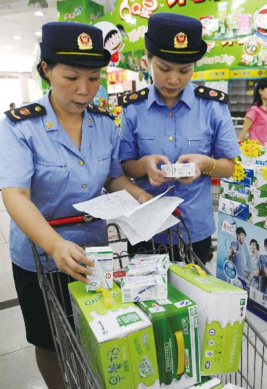 中国乳业供应链结构不合理