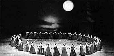 婵娟就是月亮