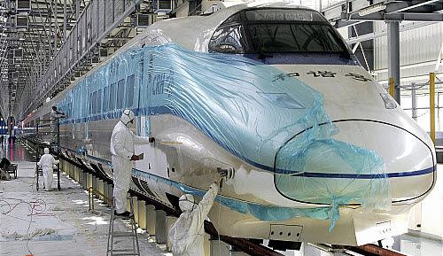 .[영문] China denies exporting stolen railway technologies .