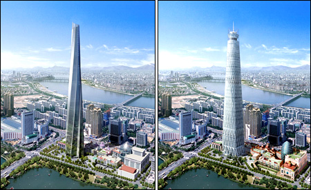 .Korean Govt Approved 112-story Skyscraper Construction.