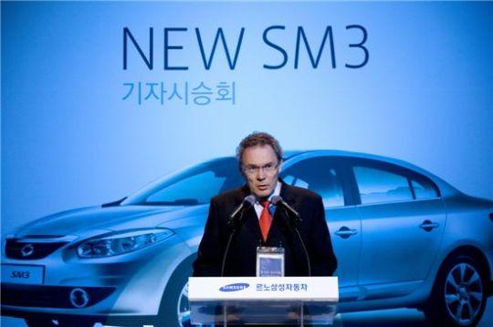 """.雷诺三星,""""将要引领准中型轿车市场""""."""