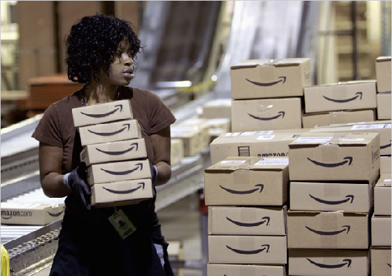 .Amazon.com in $850M Deal for Web Shoe Store Zappos.