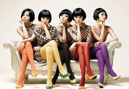 Wonder girls所属公司将使用公正委的标准合同