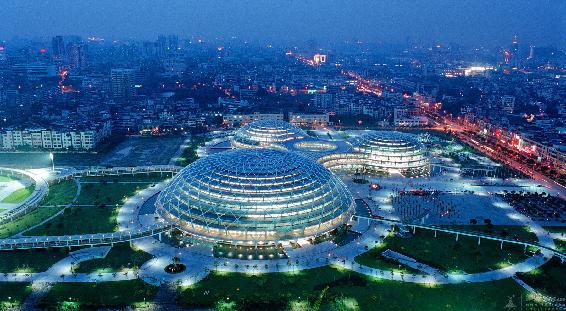 广州亚运会竞技场——岭南明珠体育馆