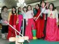 外国新娘过春节