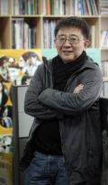 """张律自嘲《图们江》是""""冷电影"""""""