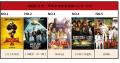 韩国6月第一周周末电影票房榜