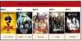 韩国6月第二周周末电影票房榜