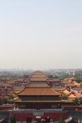 <燕赵访古>北京景山,崇祯皇帝最后的路