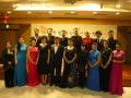 .中国音乐学院代表团来韩交流演出.