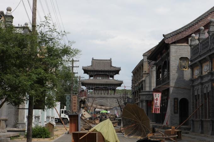 关东古镇葫芦岛