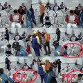 """.<伦敦奥运>孙杨、朴泰桓""""隔椅传情""""引热议."""