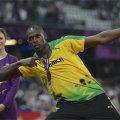 <伦敦奥运>博尔特夺得男子200米冠军