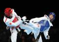 <伦敦奥运>英国选手获跆拳道女子57公斤以下级冠军