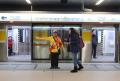 .北京四条地铁同时开通.