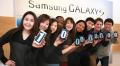 """.三星电子""""Galaxy S""""系列销量突破1亿部."""
