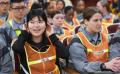 .韩国女兵首次入选美国副士官教育课程.