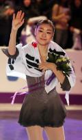 金妍儿夺得2013花滑世锦赛女单冠军
