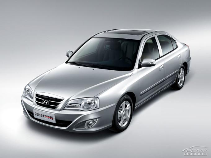 刹车灯有缺陷的车型包括现代汽车的雅绅特,伊兰特,劳恩斯酷派,胜达