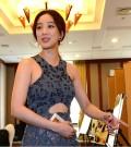 郑丽媛出席尼康映像记者照片大奖颁奖仪式