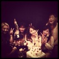 .Girls Generation member Yoonas birthday party photo revealed.